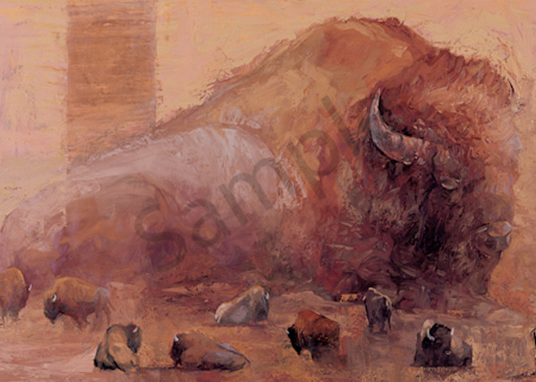 Gros Ventre Afternoon Art | Mary Roberson