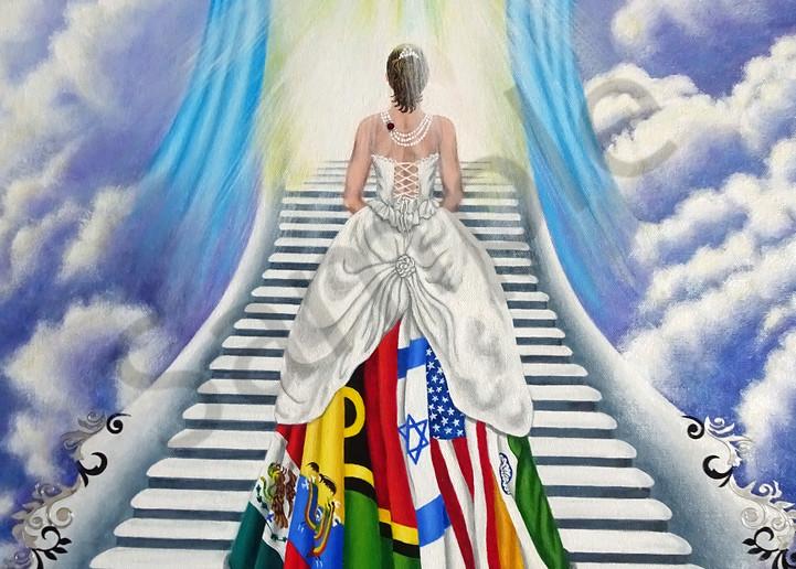 """Bride Of Nations"" by Judi Jordan   Prophetics Gallery"