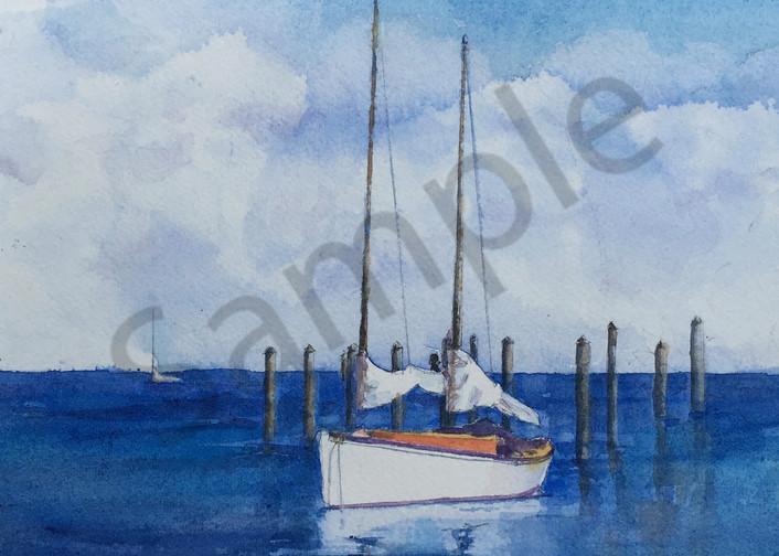 The Egret Art | Nancy Reyna Fine Art