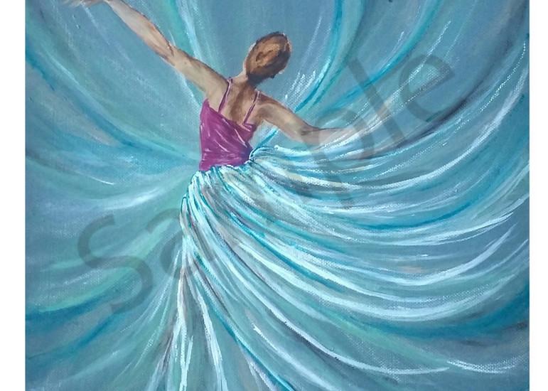 """Wrap Yourself In Him"" by Megan Kasper | Prophetics Gallery"