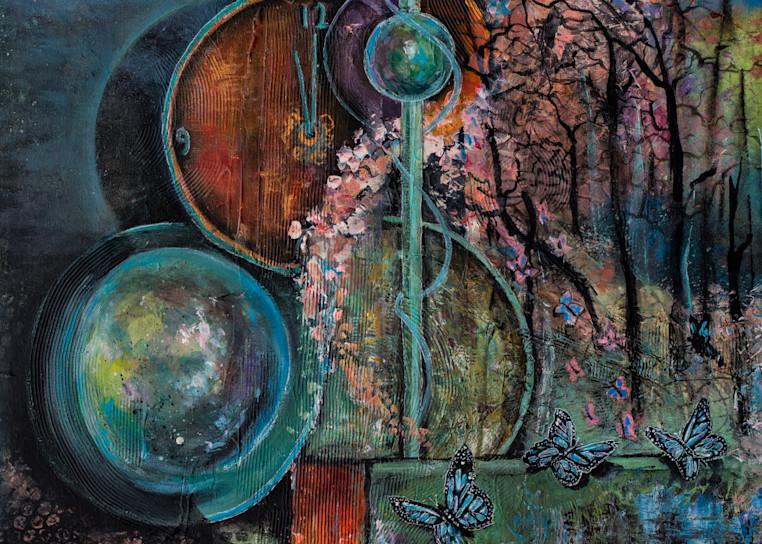 """Eternal"" by Yvonne Coombs   Prophetics Gallery"