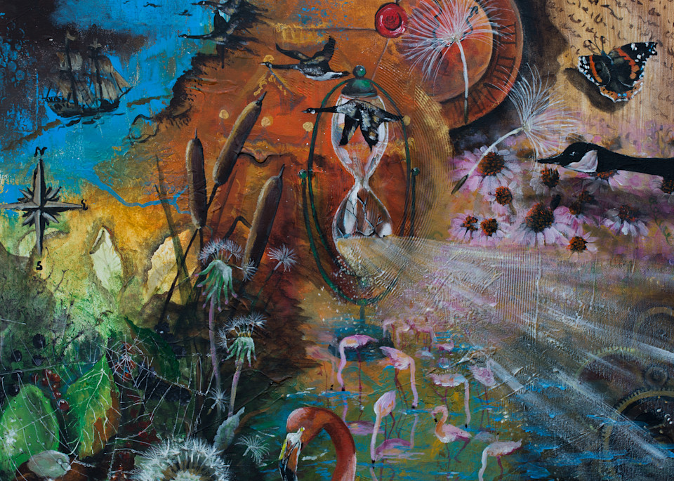 """""""There Is A Time And Season"""" by Yvonne Coombs   Prophetics Gallery"""