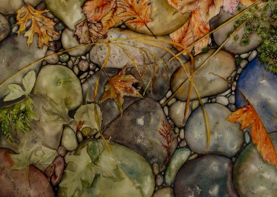 Rock Pond Art | Amy Tigner Art