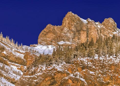 Alberta Blue Sky. Banff National Park|Canadian Rockies|Rocky Mountains|