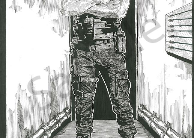 The Arrow's John Diggle