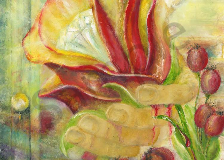 """First Fruits"" by Minnesota Prophetic artist Denise Dahlheimer / Prophetics Gallery"