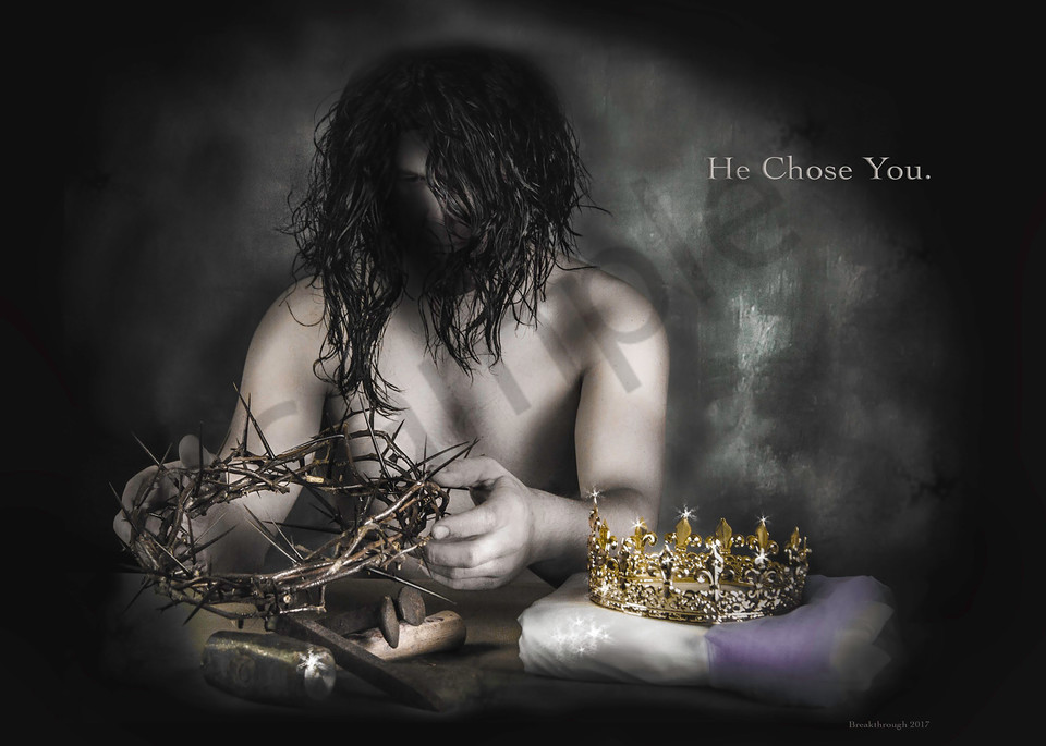 """""""He Chose You"""" by Kimberly Fletcher 