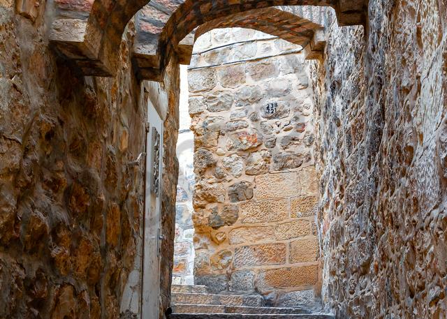 Old City, Israel, Jordan, Middle East, Desert, Holy Land, Religions