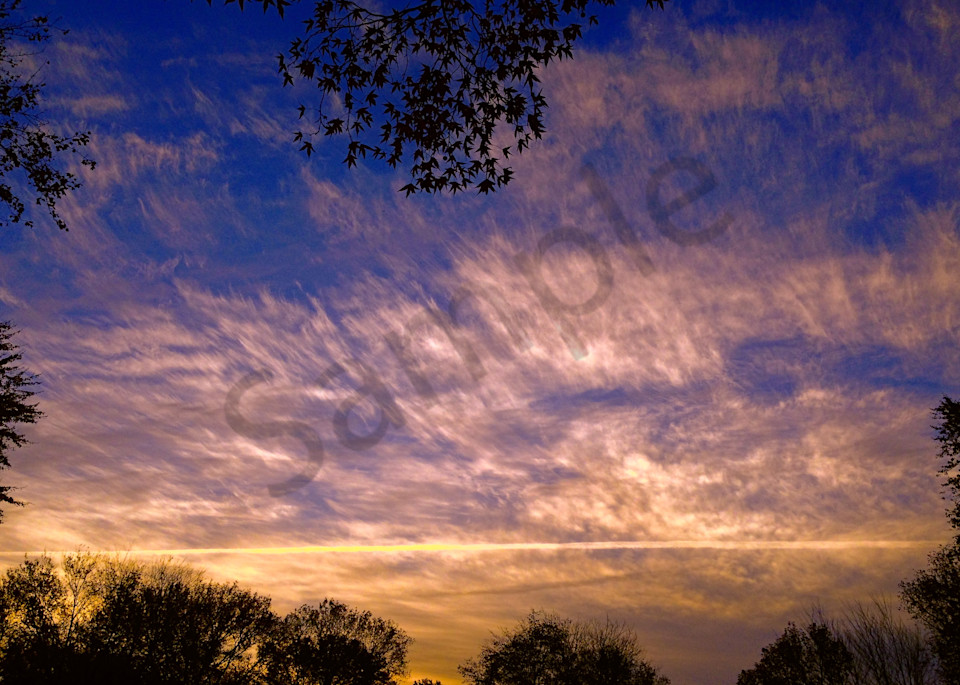 November Sky|Fine Art Photography by Todd Breitling