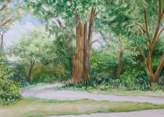 """Oakwoods Nature Preserve"" by Jennifer Sowders   Prophetics Gallery"