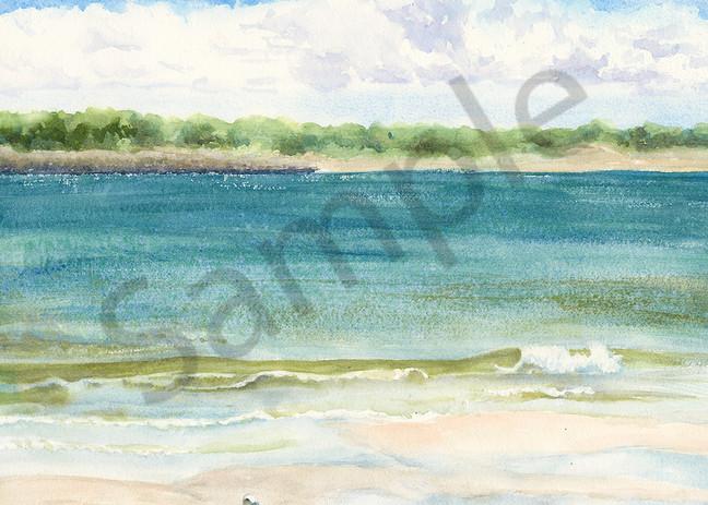 Sandbar Dreaming Art for Sale