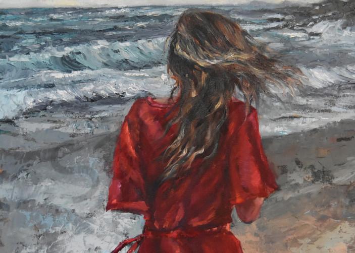 """Free As The Wind"" by Ronel Eksteen | Prophetics Gallery"