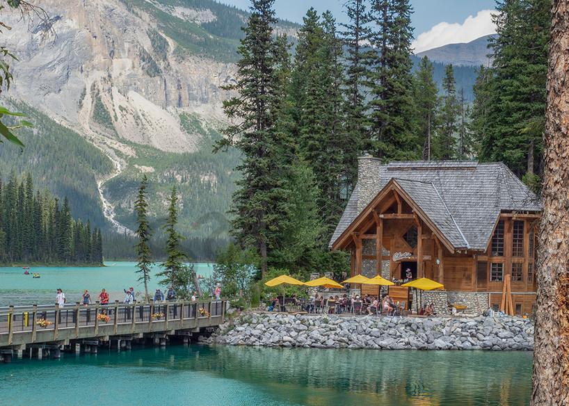 Emerald Lake - fine art photography prints - Banff Canada - Yoho National Park