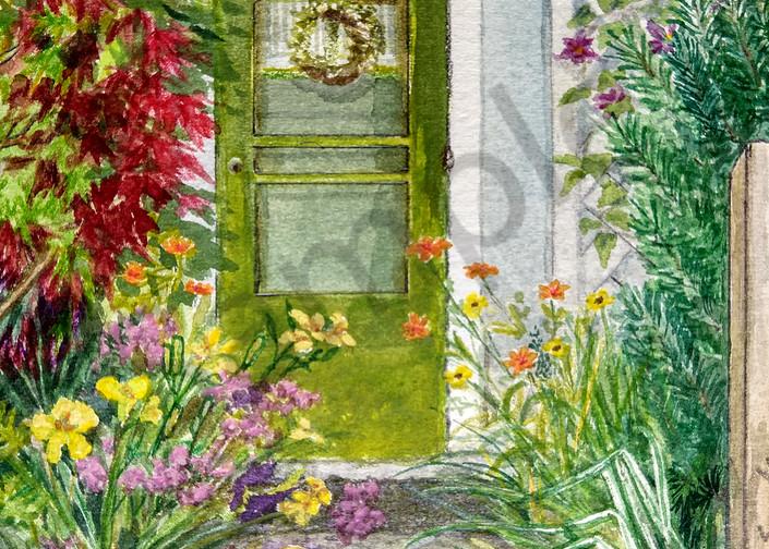 """Sharon's House"" by Ohio Artist Jennifer Sowders | Prophetics Gallery"