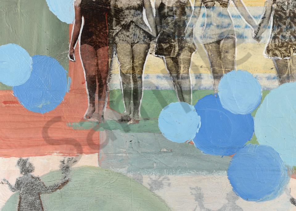 Lady Luncheon Club Art | memoryartgirl