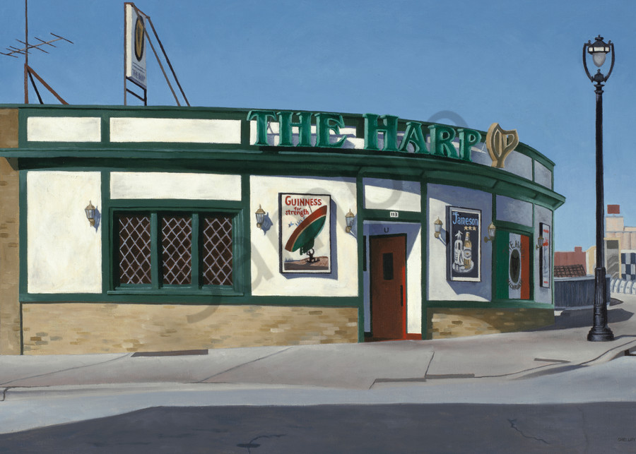 Curve Appeal | The Harp Irish Bar | Milwaukee, WI