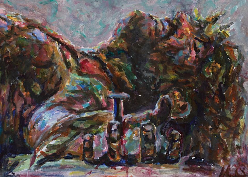 """Pierced"" by California Artist Mary Crawford | Prophetics Gallery"