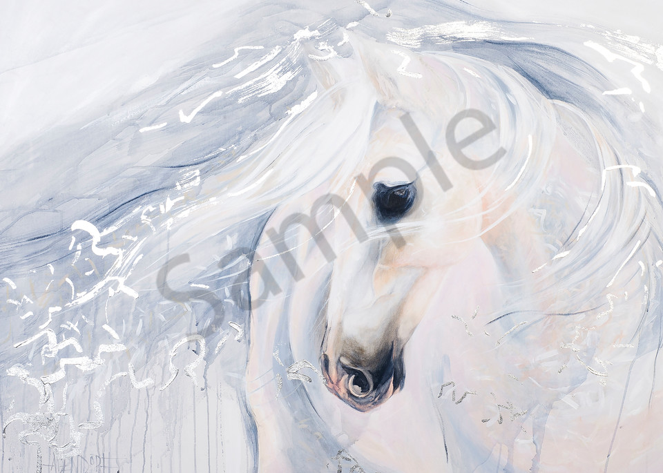 """Spirit Wind"" by Connecticut Artist Mandy Adendorff | Prophetics Gallery"