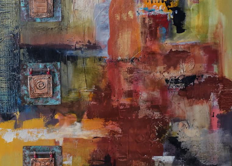 Chaco Canyon Art | Connie Rodriguez Fine Art