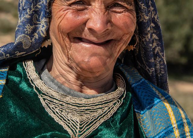 Berber smile