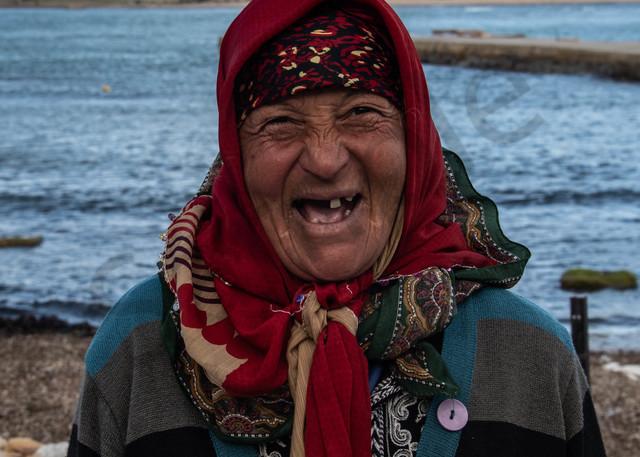 Tunisian smile