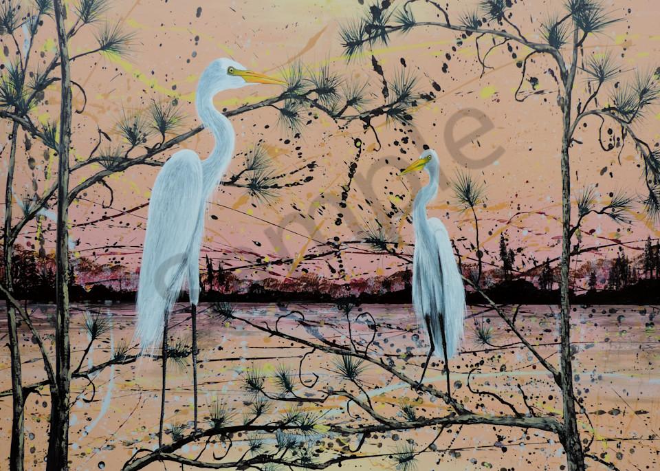 Sunset Cove Art | Shore Paintings