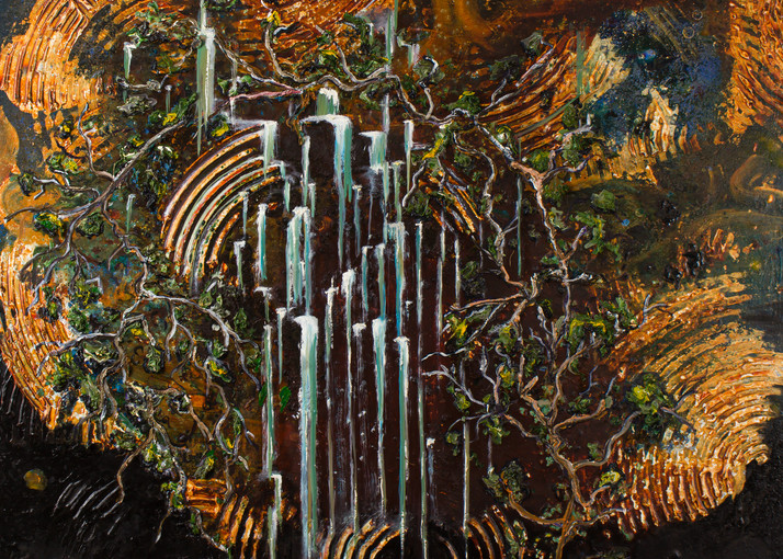 """""""The Prophet's Song"""" by Canadian Artist Blaine Rancourt 