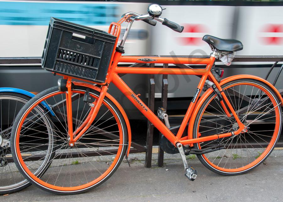 Paris bike