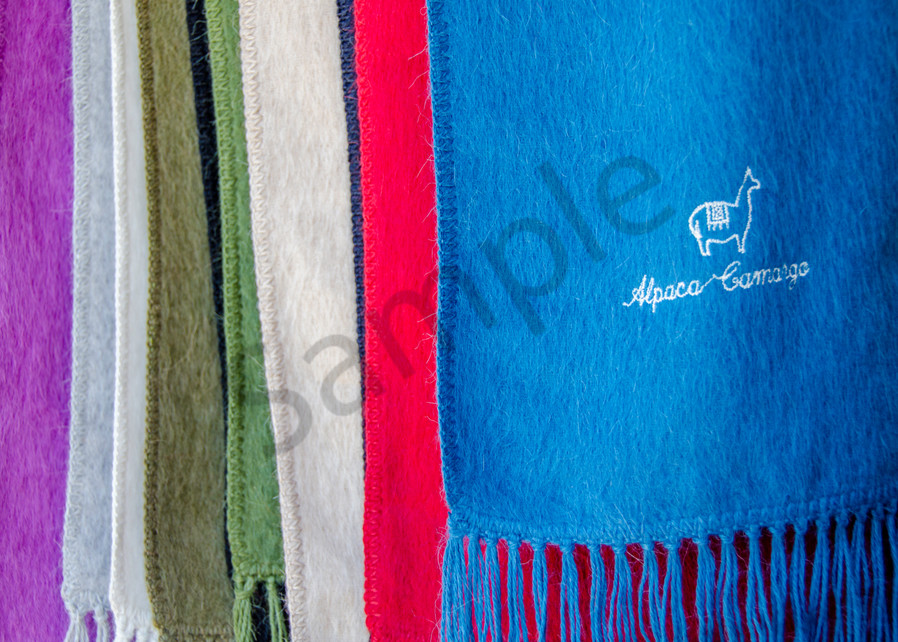 Lama scarves