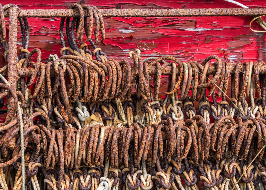 Rusty hooks
