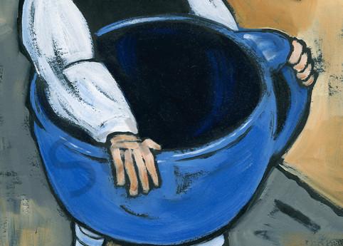 La Tazza Grande - The Big Cup