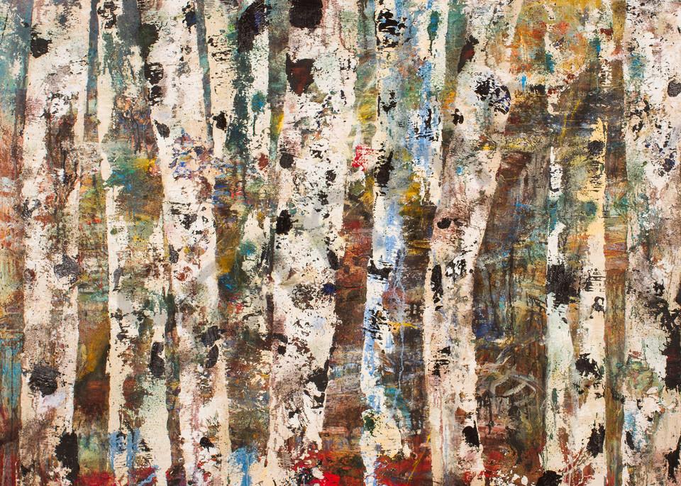 """Buddha Nature, 64x70"""""""