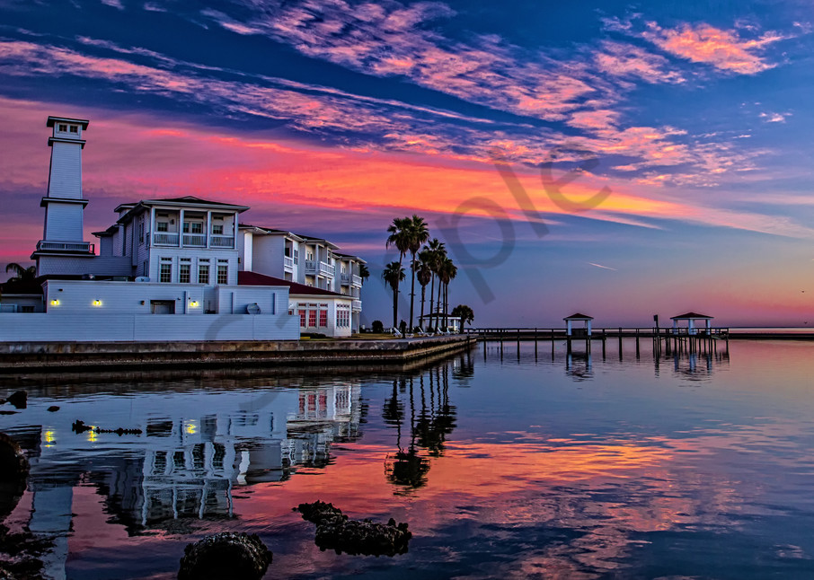 Lighthouse Reflections Photography Art | John Martell Photography