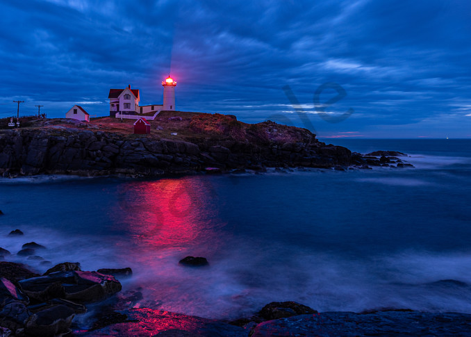 Nubble 2 Photography Art | John Martell Photography