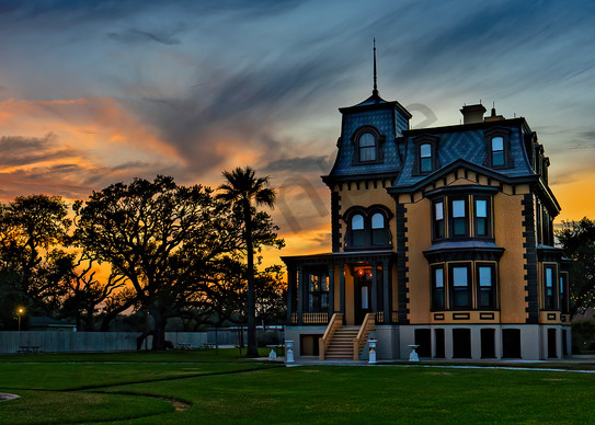 Fulton Mansion 2 Photography Art | John Martell Photography
