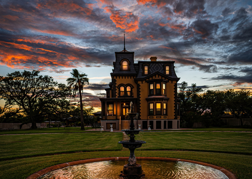 Mansion Magic Photography Art   John Martell Photography