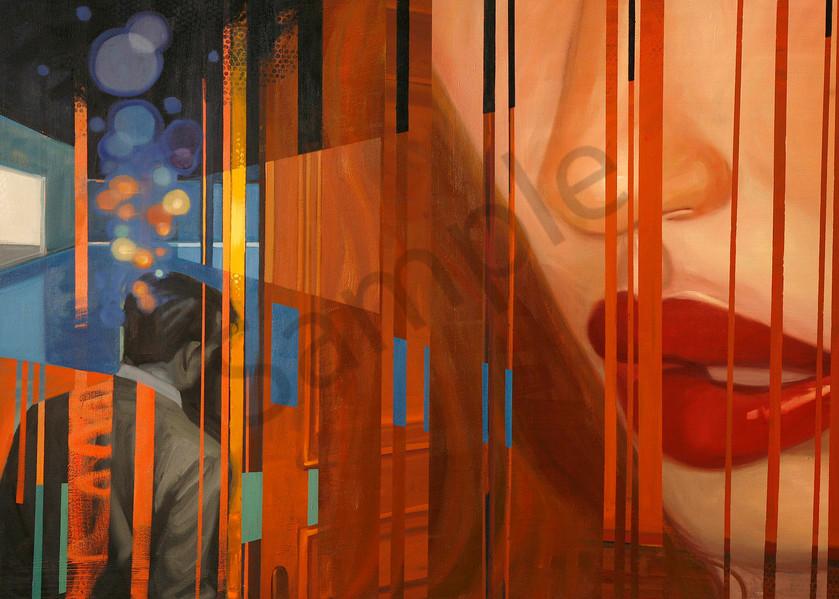 Fiesty But True 50x80 22 Art   sheldongreenberg