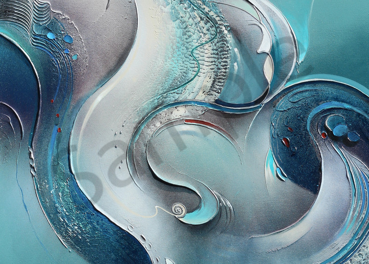 Tidepool 2 Art | John Blowers Art