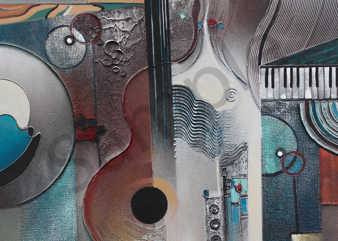 Samba  Art   John Blowers Art