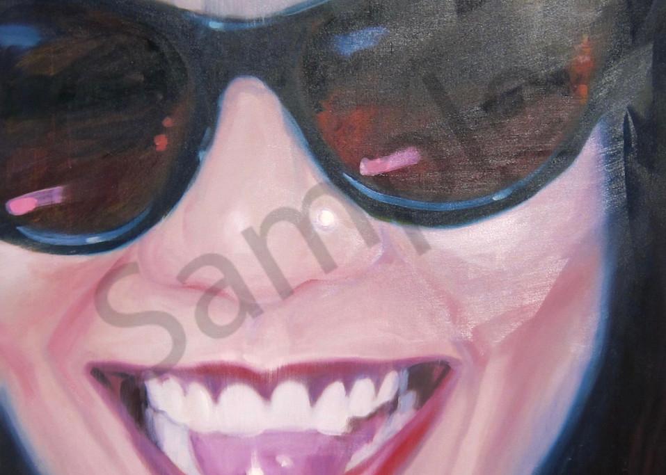 Funny Face Art   sheldongreenberg