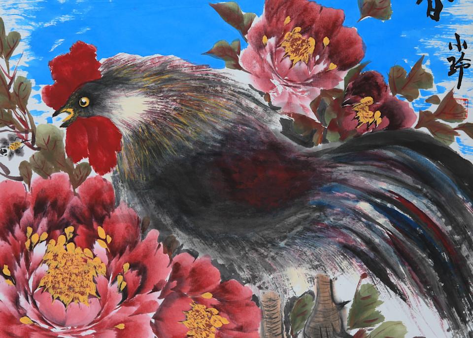 Color Reproduction 36 Art   BlackRock Medium LLC.