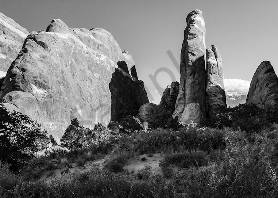 Arches Bw Art | Cincy Artwork