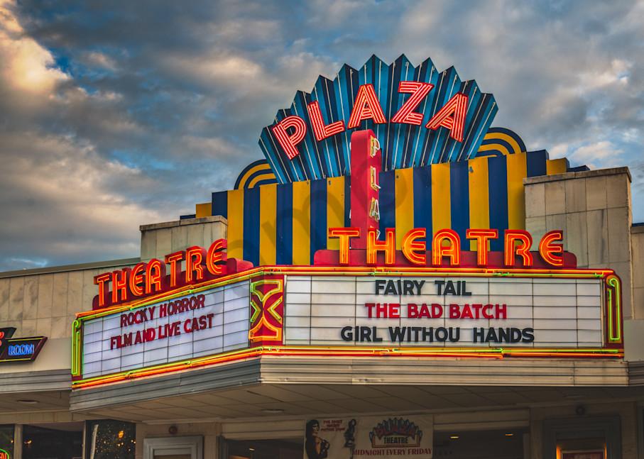 The Plaza Theatre Atlanta | Susan J Photography