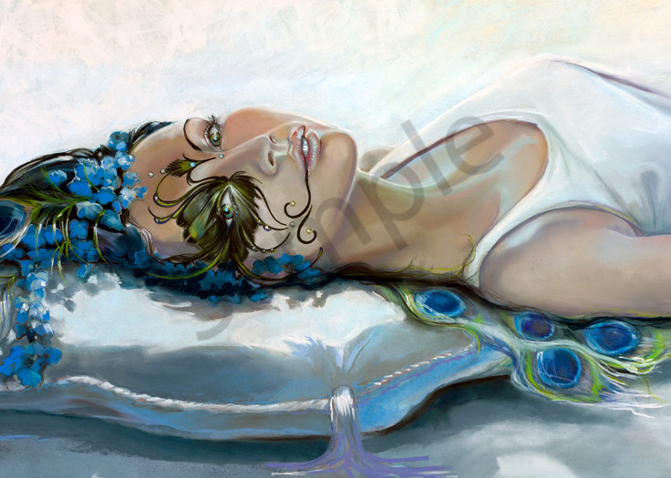 Kelly Bandalos / My Blue Dream