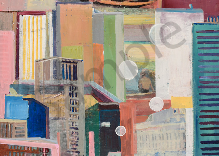 City Dreamscape available for sale.