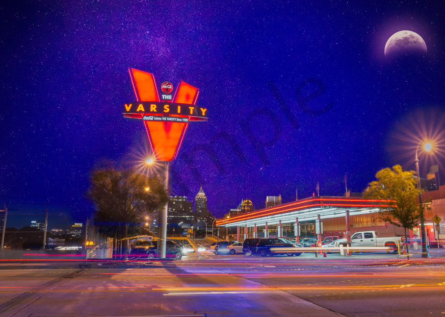 Moonshine at the Varsity | Susan J Photography