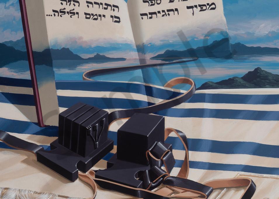 Tefillin Art   Moshe Volcovich
