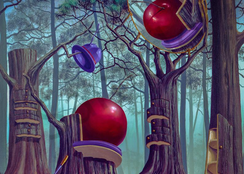 Cherrys House Art   Moshe Volcovich