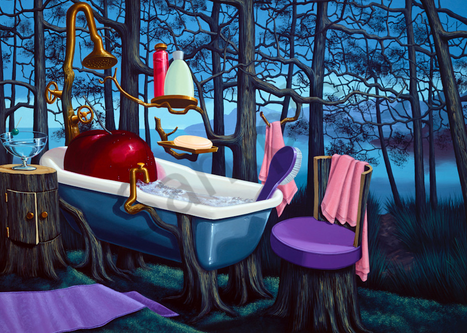 The Shower Art | Moshe Volcovich