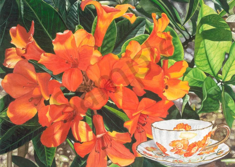 Tea Garden 3